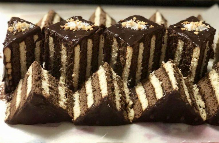 Nefis Piramit Pasta