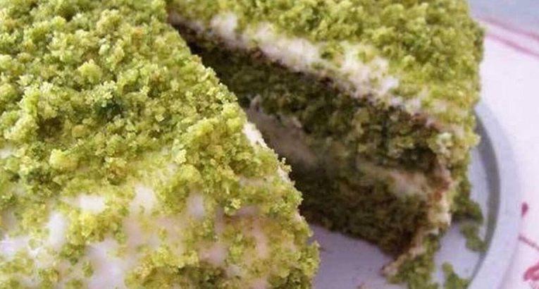 En Lezzetli Yeşil Tatlı: Ispanaklı Kek